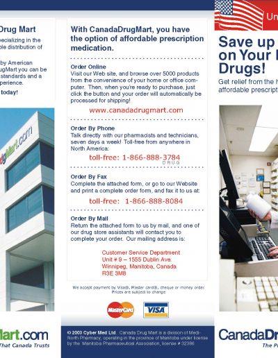 Canada Drug Mart Brochure