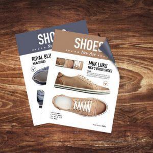 sell sheet flyer
