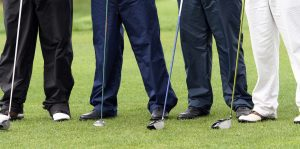 tournament golfers